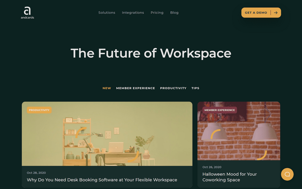 future for workspace
