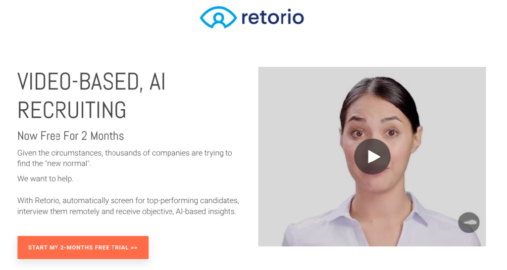 retorio free trial